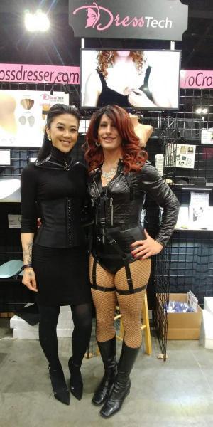 Crossdresser and wife
