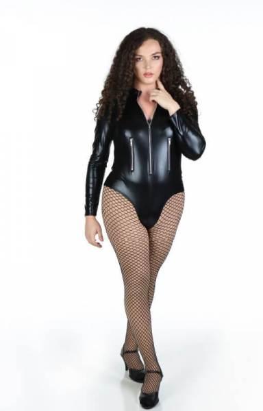 Lynelle Black Bodysuit 1