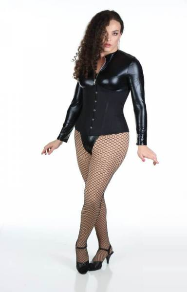 Lynelle Black Bodysuit Corset