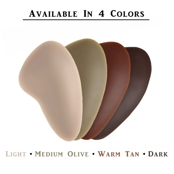 Transgender hip pad colors