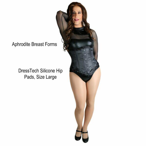 DressTech Silicone Hip Pads