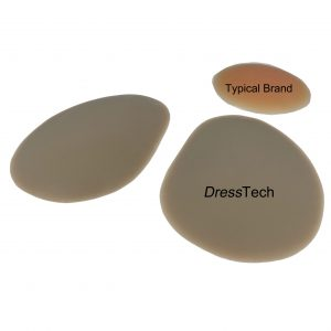 DressTech Silicone Butt Pads