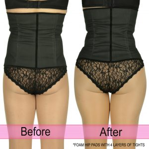 Foam Hip Pad_Before & After
