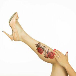 1-leg-pic_red-rose-tattoo-pink-heels