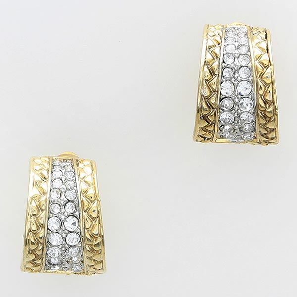 DT6005 Clip On Earrings