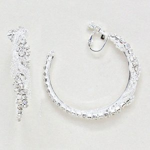 DT6007 Clip On Earrings