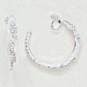DT6007 Clip On Earrings