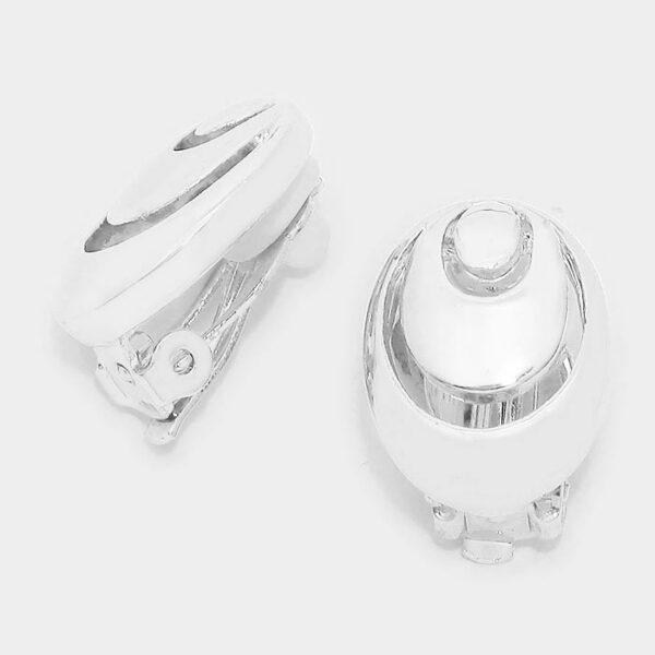 DT6010S Clip On Earrings