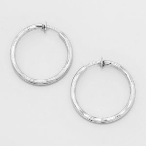 DT6015 Clip On Earrings