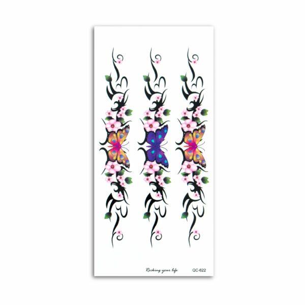 tattoo_tribal-butterflies-blossoms