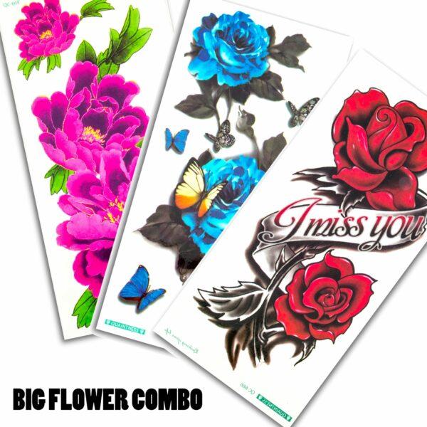 big-flower-combo