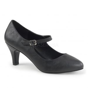 Laurel heels for men Mary Jane Pumps - black