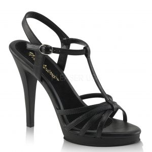 Diana sandals – matte black