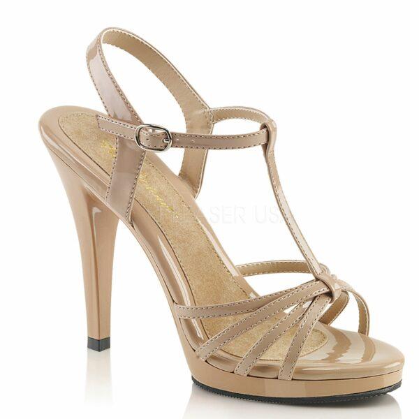 Diana sandal nude