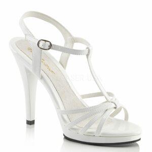Diana sandals white
