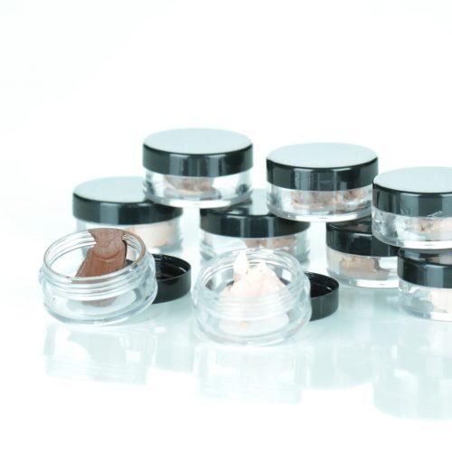 Mehron CreamBlend Makeup Samples, Foundation
