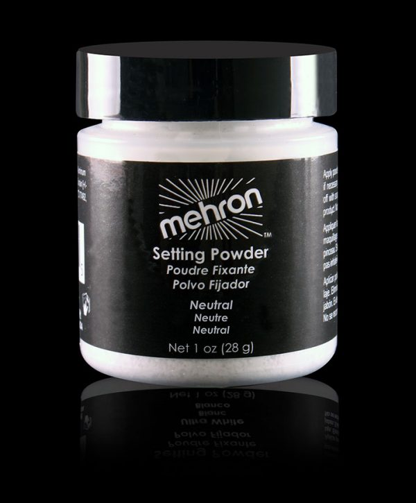 Mehron UltraFine Setting Powder