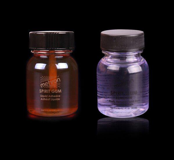 Spirit Gum and Remover