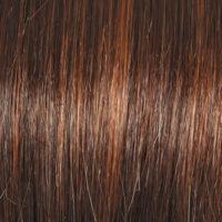 Raquel Welch Wig Color Glazed Mahogany