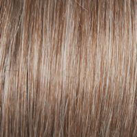 Raquel Welch Wig Color Gradient Smoked Walnut