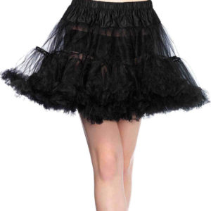 Black Crossdresser Petticoat