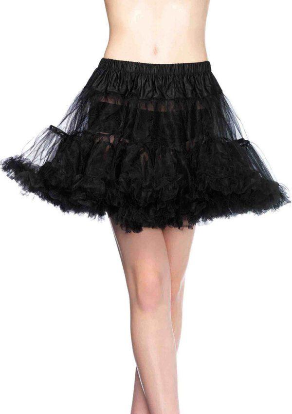 Black Crossdresser Petticoat