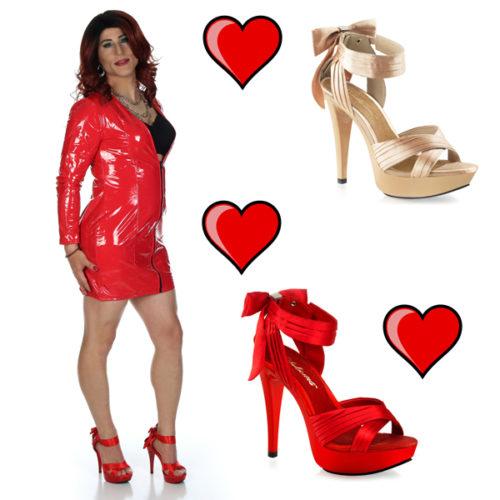 Diana's favorite crossdresser shoes