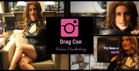 Beautiful Crossdresser Pictures from First Event Conference
